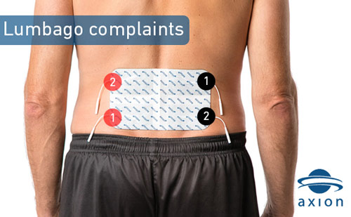 TENS-electrode-placement-for-lumbago-complaints
