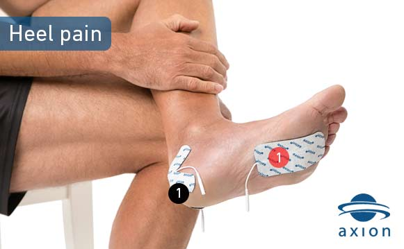 heel-pain-pad-placement