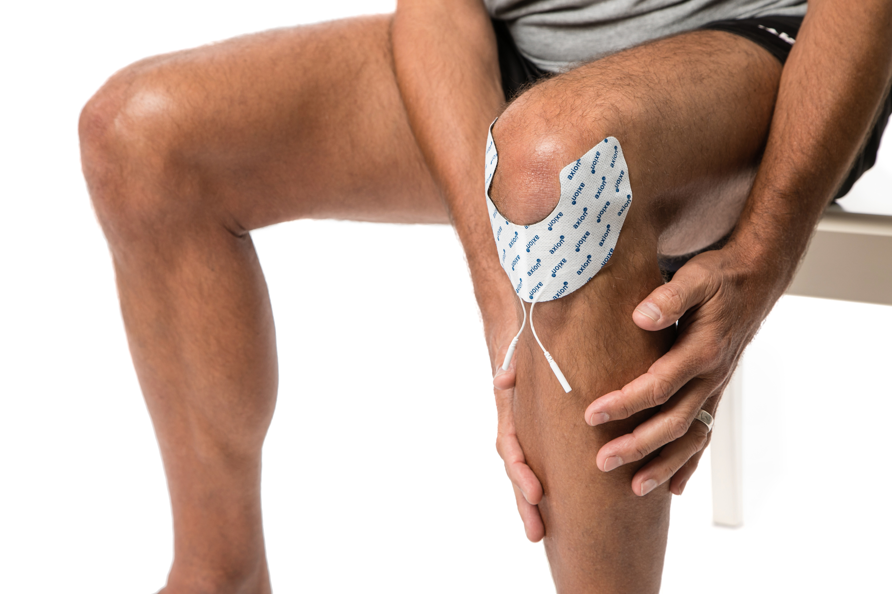 TENS-knee-joint-electrodes