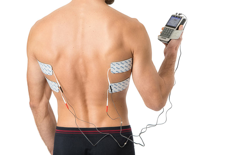 Electrode-Placement-Back-TENS-EMS-Combo-device-STIM-PRO-X9