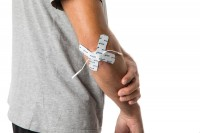 2 Special electrodes against joint pains 10x9 cm