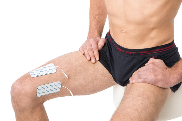 placement-electrodes-arthrite-electrostimulation